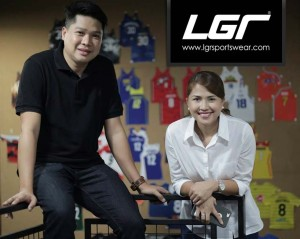 LGR Rhayan and Eunice Cruz