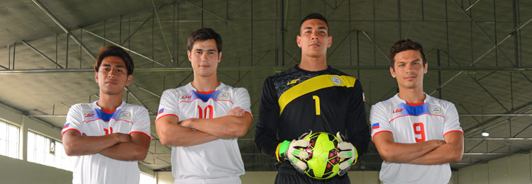 LGR Football - Azkals | Bahadoran | Etheridge | Sato | Younghusband