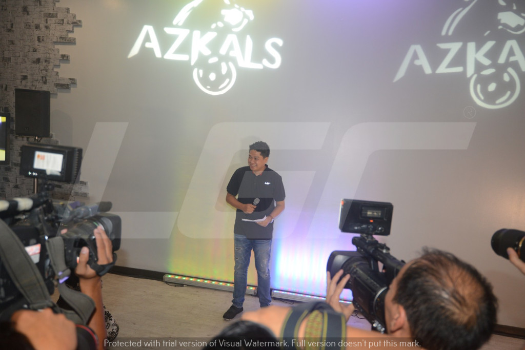Azkals 2015 Kit Launch   LGR   Rhayan Cruz