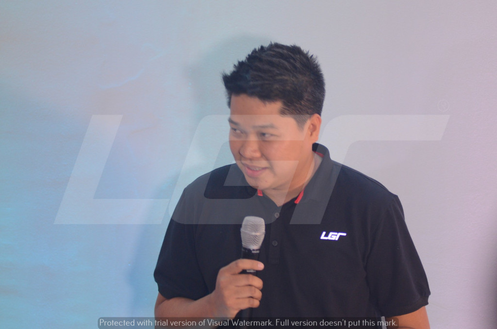 Azkals 2015 Kit Launch | LGR | Rhayan Cruz