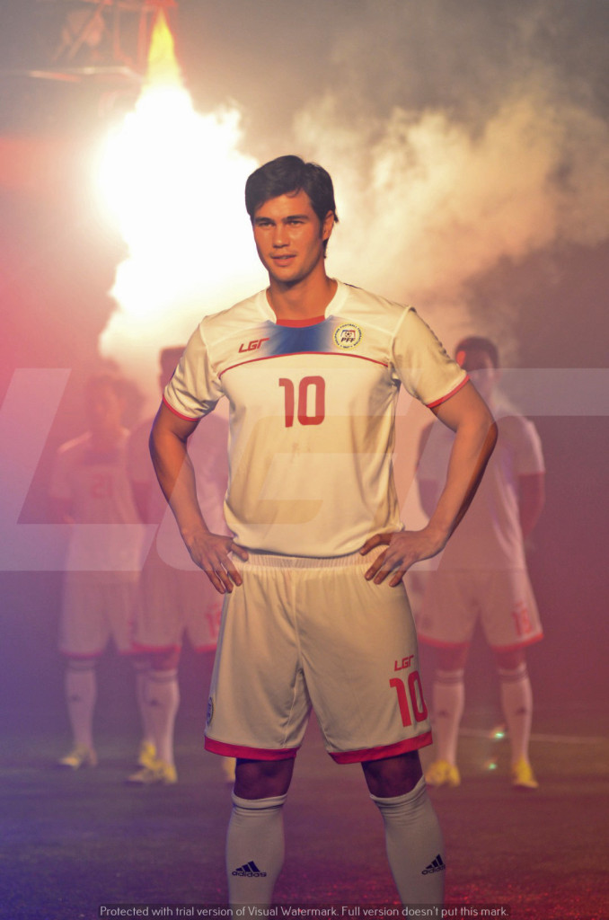 Azkals 2015 Kit Launch | LGR